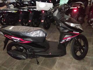 Promo Motor Honda Terbaru Edisi Lebaran