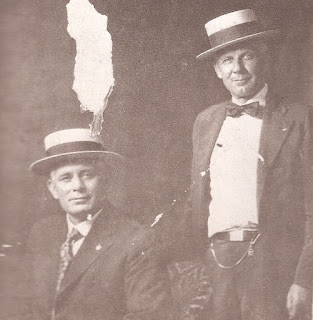 Wysong and Jacob P. Hockman about 1927 https://jollettetc.blogspot.com