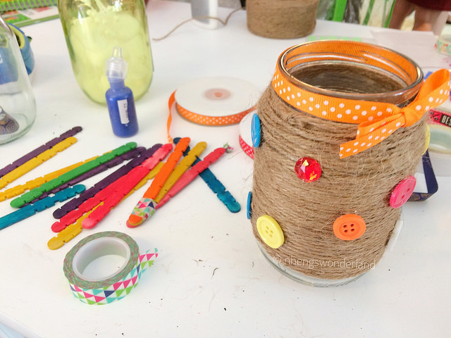 Design Your Own Jar - Sanicare Event