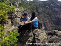 Pendakian Gunung Ciremai via Linggasana Baru (Tidak lewat Linggarjati, jalurnya masih asri alami bikin gempor)