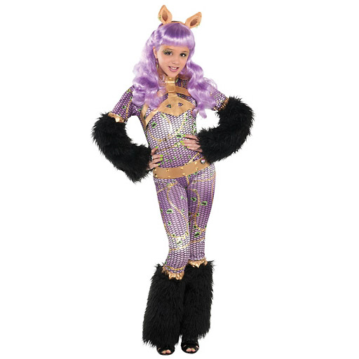 MH Clawdeen Wolf Costumes  sc 1 st  MH Merch : girls wolf costumes  - Germanpascual.Com