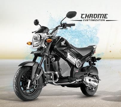 Honda Navi Chrome