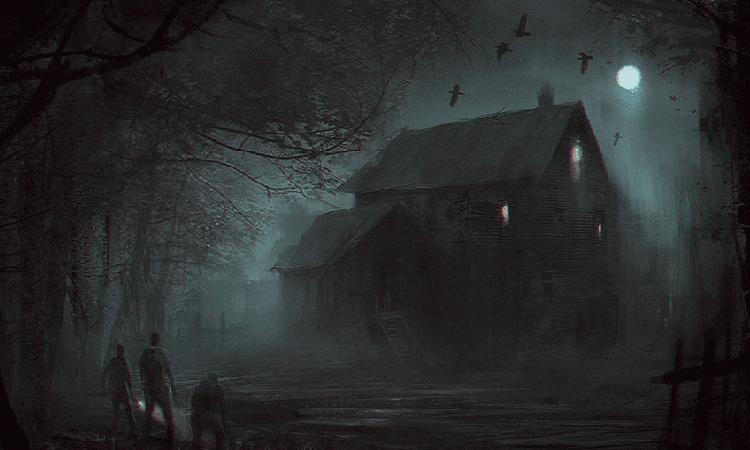 تحميل لعبة بيت الرعب