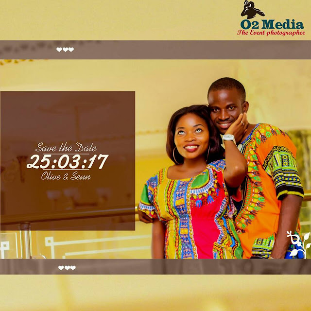 Internet Marketer Durojaye Oluwaseun Is Set To Wed His Girlfriend This Month