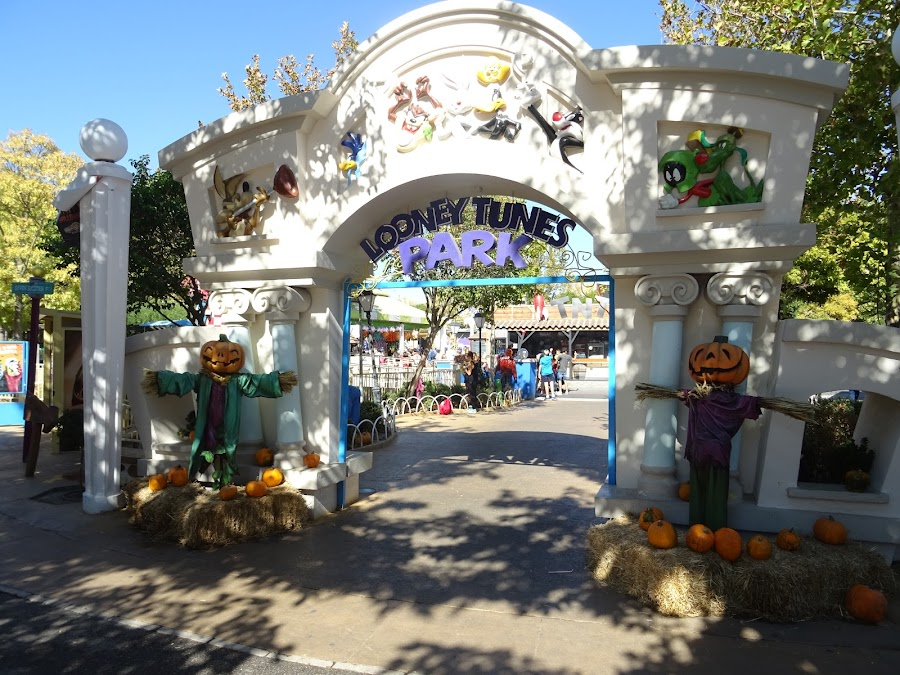 Cartoon Village, Parque Warner Madrid Edición Halloween