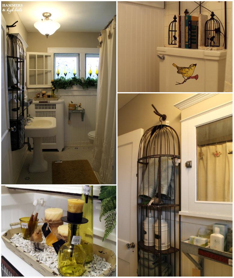 bird bathroom decor   home interior design