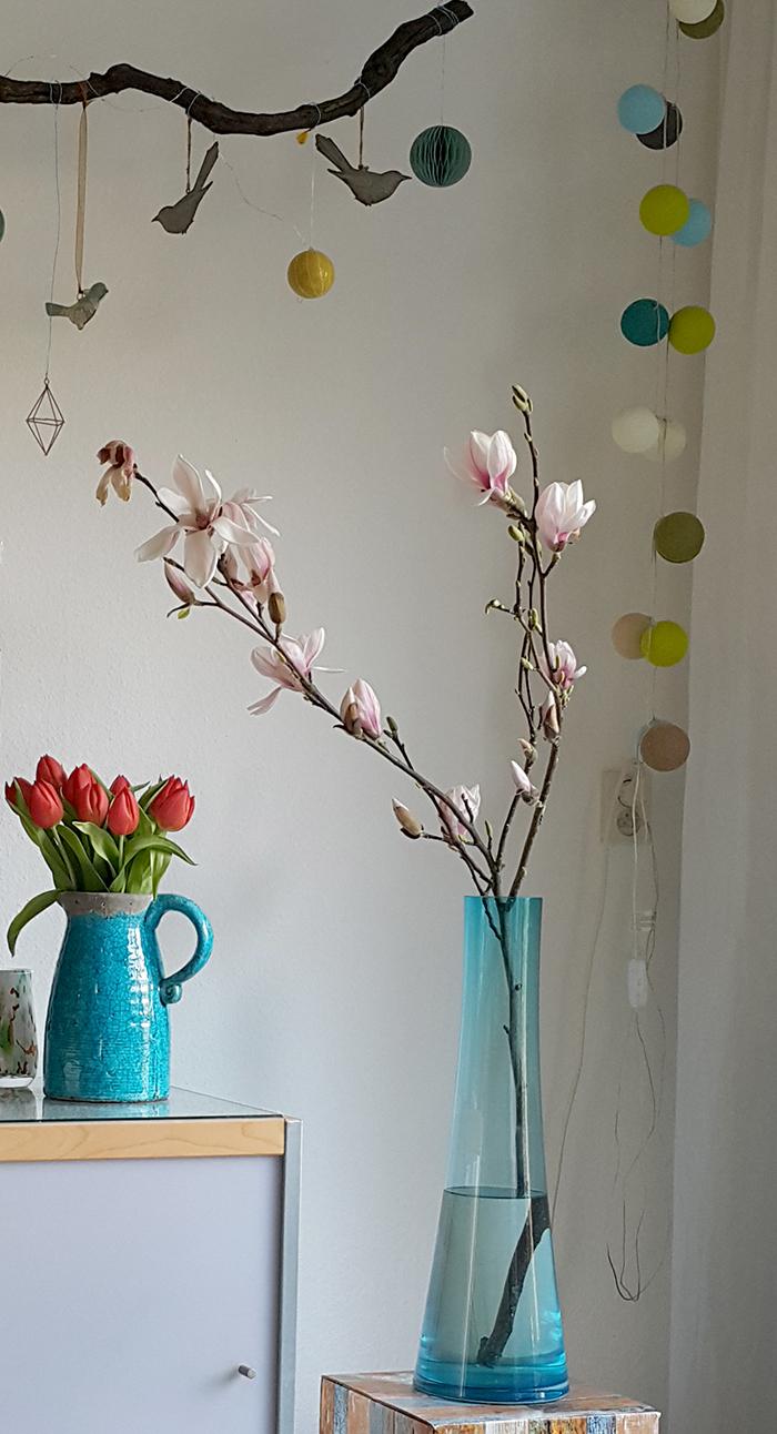 Gras van jonker: magnolia la la la