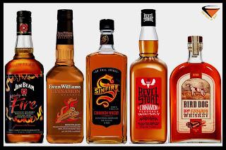 10 whiskys con sabor