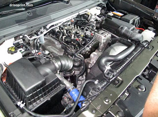 2016 Chevrolet Colorado Zr2 Specs