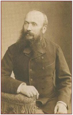 Portrait de François DULAC, photographie, 1889