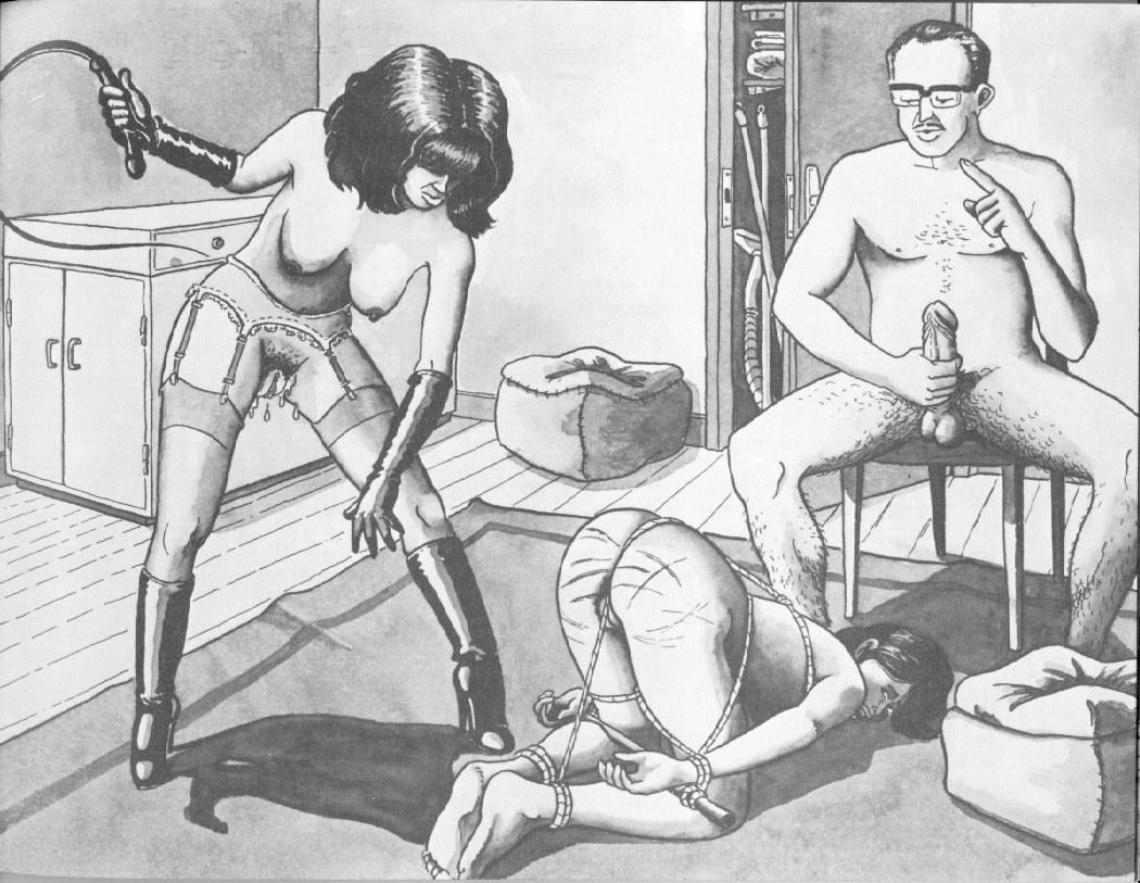 Pornozeichnungen