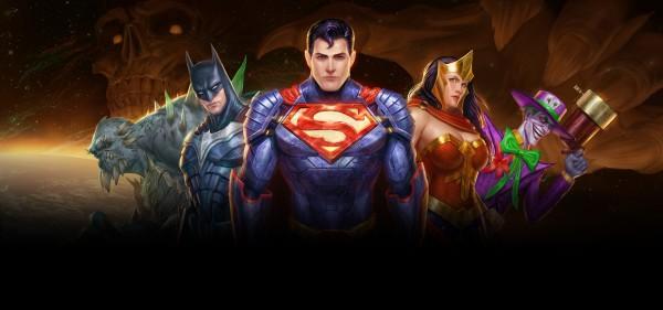 لعبة DC Legends