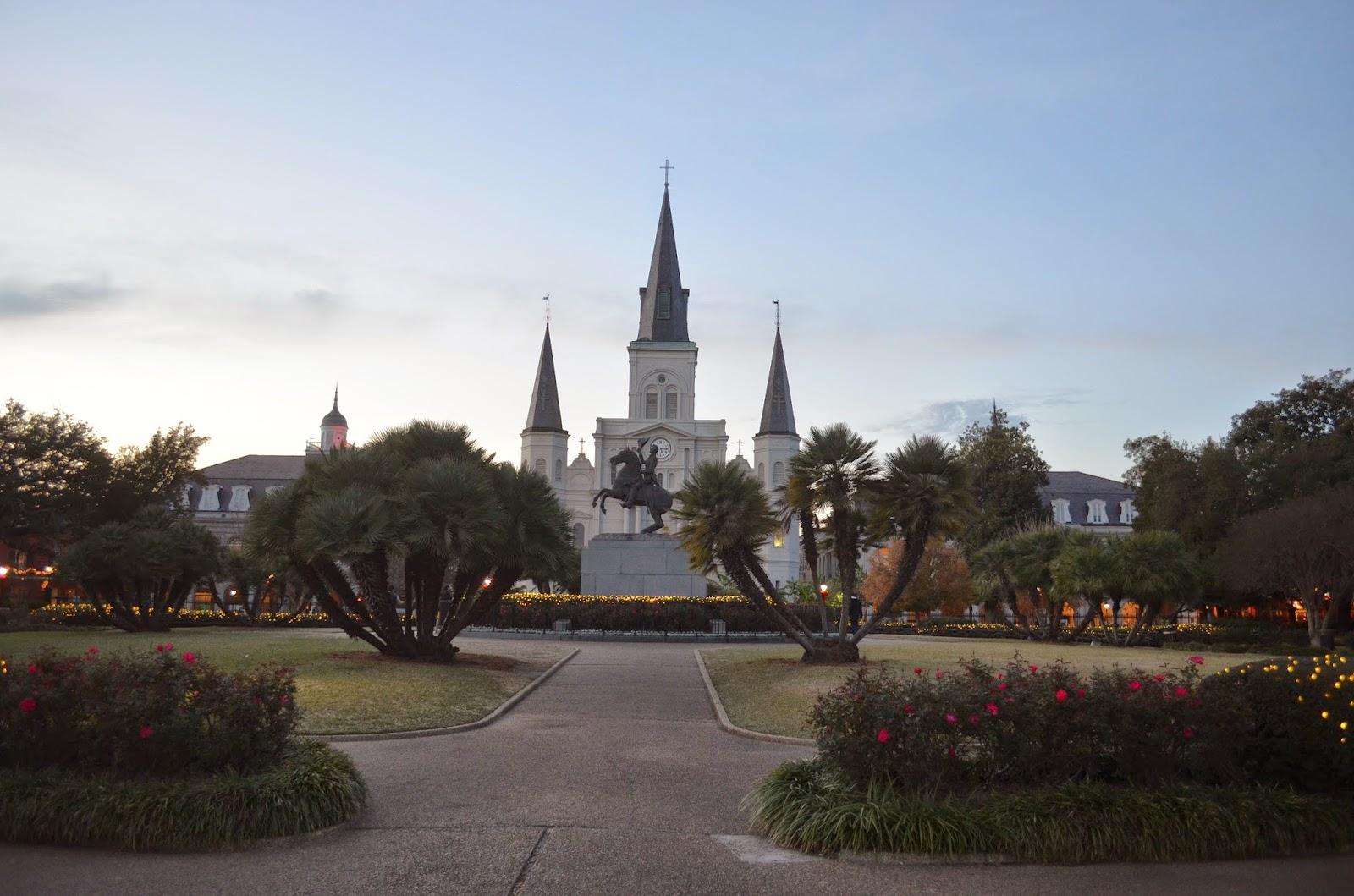 Co warto zwiedzić w Nowym Orleanie?  (cz.1. French Quarter)