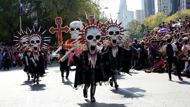 Festival yang cukup aneh, Festival Kematian!