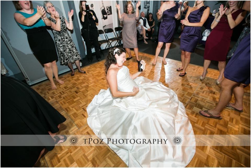 Baltimore Sports Legends Museum Wedding Reception