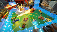 Micro Machines World Series Game Screenshot 3