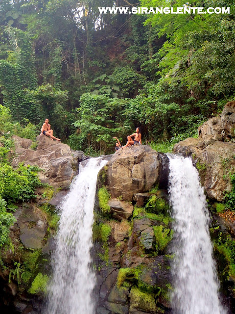 Waterfalls in Laguna