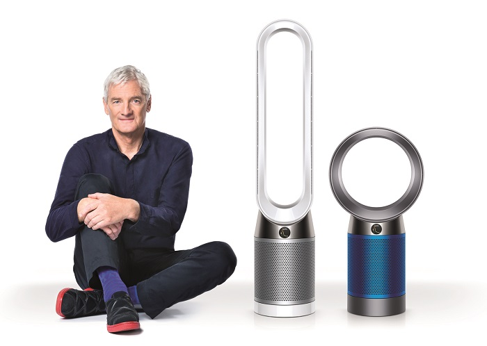 Beat The Haze & Heatwave With My Dyson Pure Cool Purifying Tower Fan