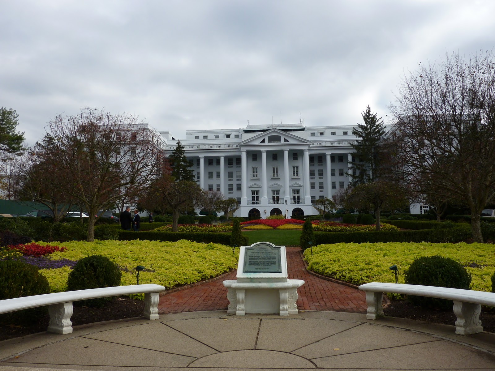 Top Times Travel: The Greenbrier Resort
