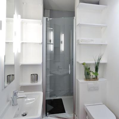 Como decorar um banheiro pequeno planejado