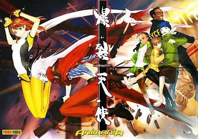 جميع حلقات انمي Bakuretsu Tenshi مترجم عدة روابط