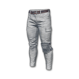 Белые боевые штаны (White Combat Pants)