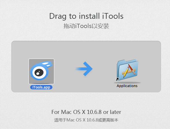 itools for mac os