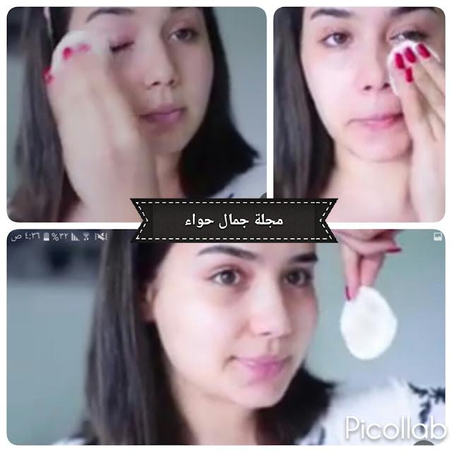 بالصور روتين العناية اليومي ببشرة الوجه .. skin care daily routine