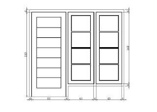 harga kusen pintu dan jendela minimalis