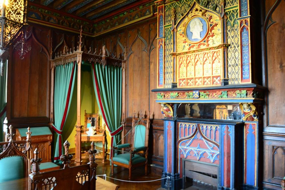 chambe Richelieu chateau de brézé