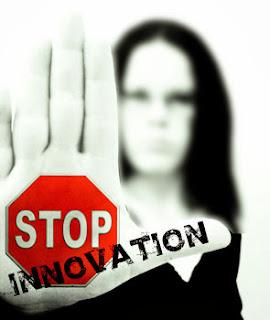 inovasyonun önündeki engeller