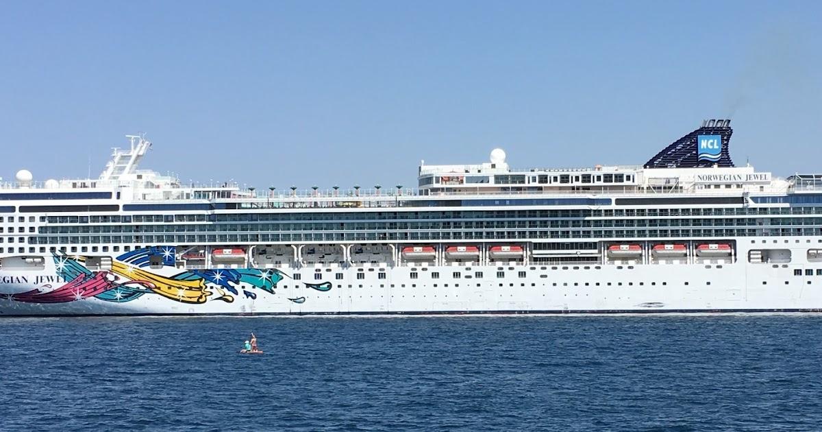 Ray S Cruise Blog Norwegian Jewel Panama Canal Cruise Review