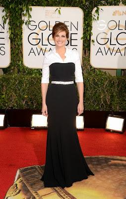 Julia Roberts Golden Globes 2014