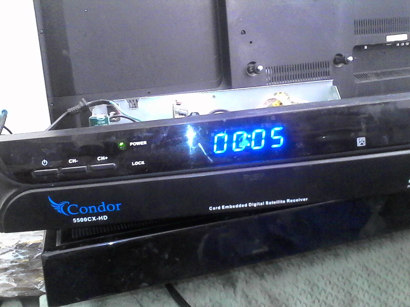 flash condor 5500cx hd