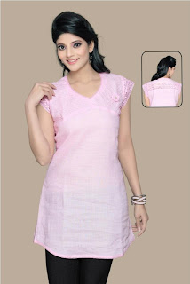 Casual Kurtis - in Linen & Cotton