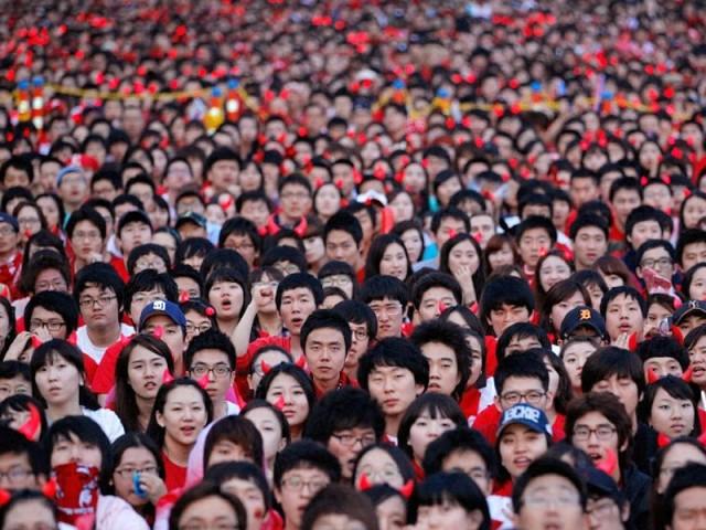 pekerja asiang asal china