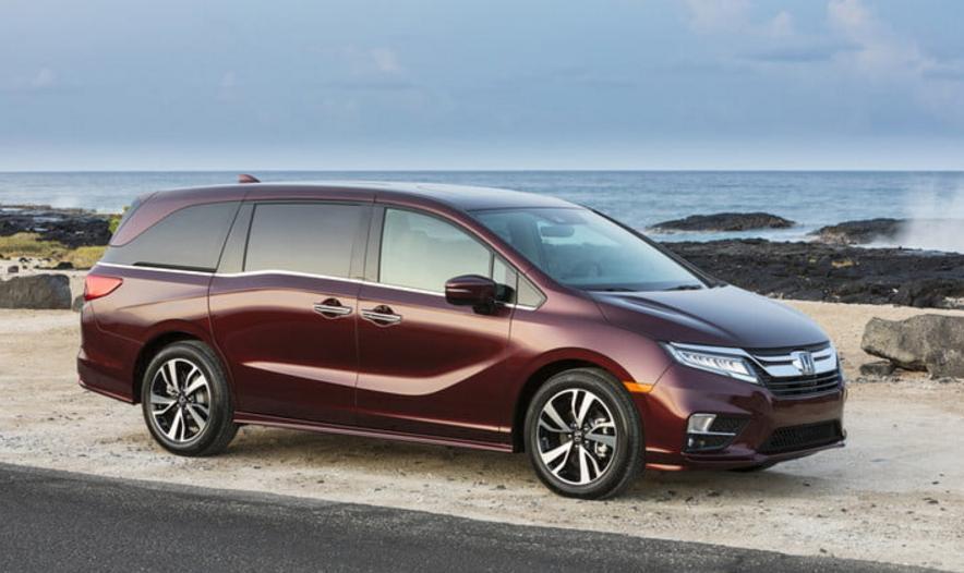 2018 Honda Odyssey Features