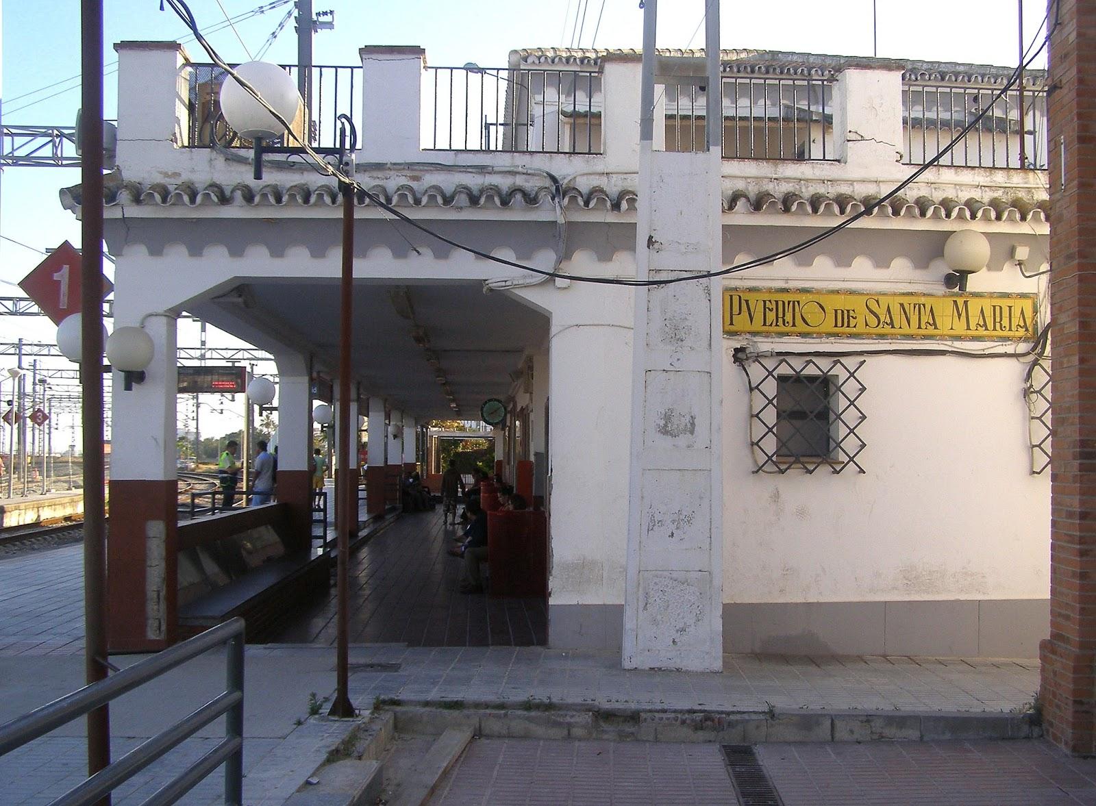 The traveler 39 s drawer el puerto de santa mar a andaluc a espa a spain - Tren el puerto de santa maria madrid ...