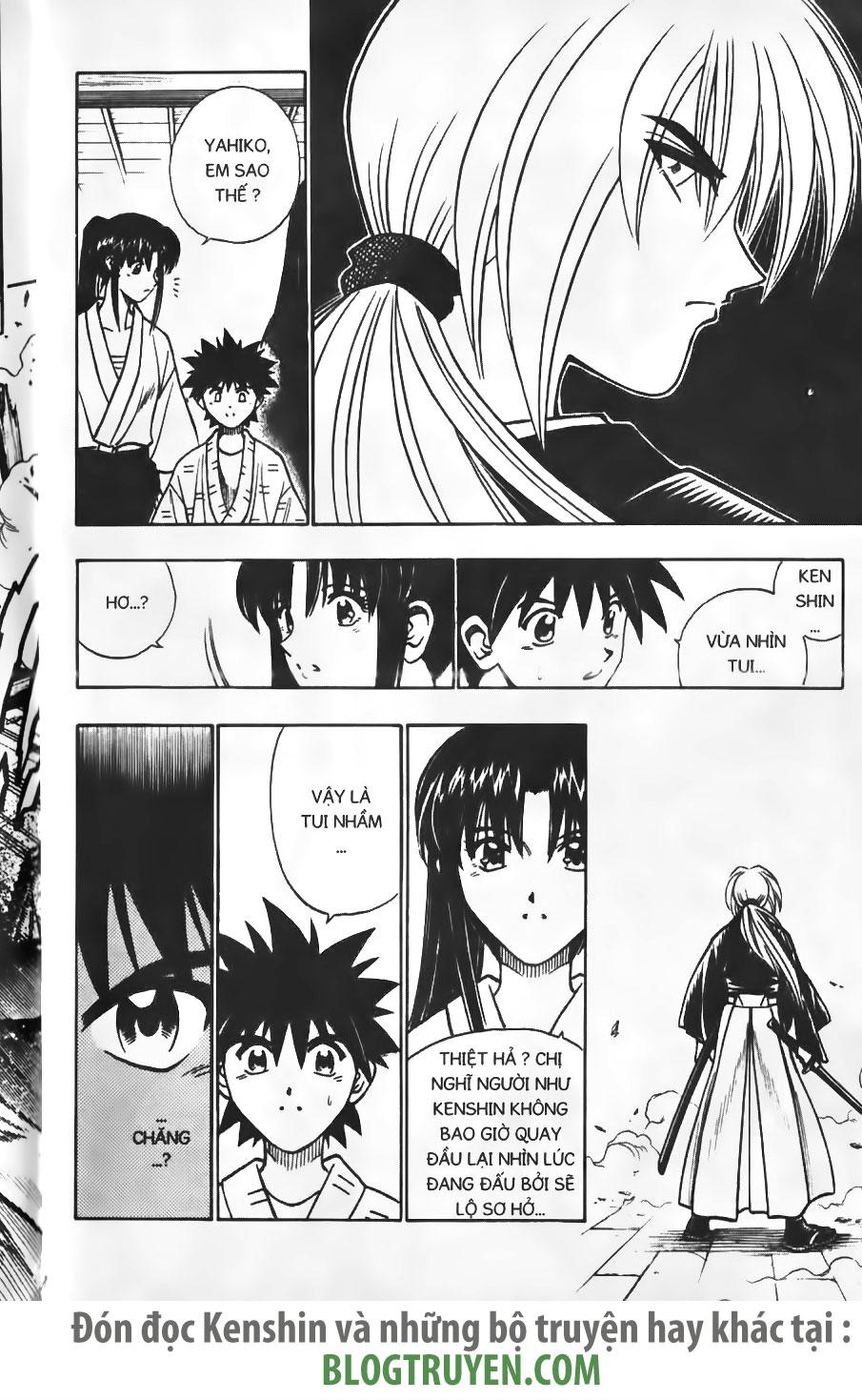 Rurouni Kenshin chap 187 trang 11