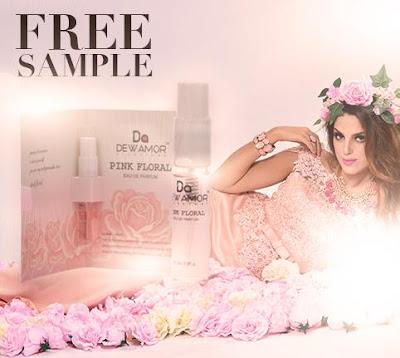 muestra gratis perfume dewamor