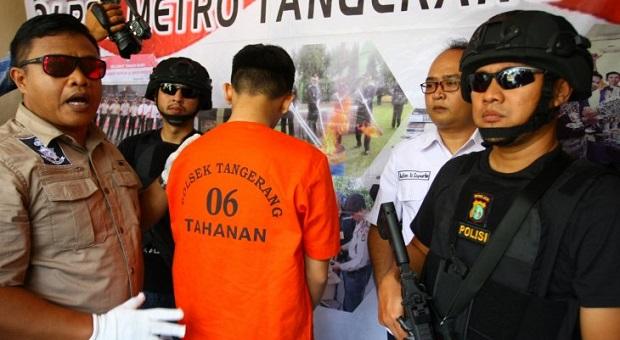 Polisi Bongkar Pembobolan Bank