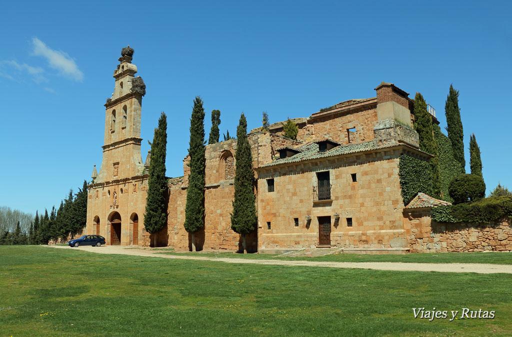 Convento de San Francisco, Ayllón, Segovia