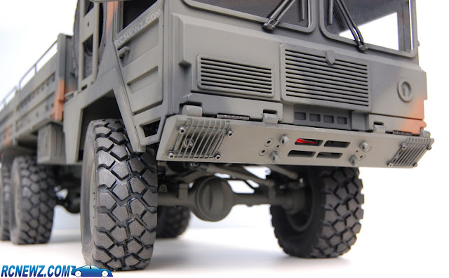 RC4WD Beast 2 6x6 front bumper