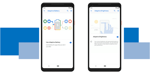 Android 9 Pie punya fitur Adaptive Battery dan Adaptive Brighteness