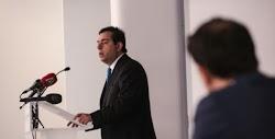 Στην εκπομπή «Κοινωνία Ώρα MEGA», μίλησαν ο υπουργός Μετανάστευσης και Ασύλου, Νότης Μηταράκης και ο επικεφαλής συνηγορίας στο «Solidarity N...