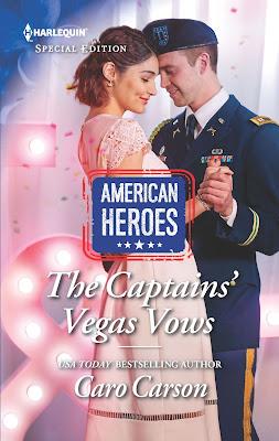 The Captain's Vegas Vows cover