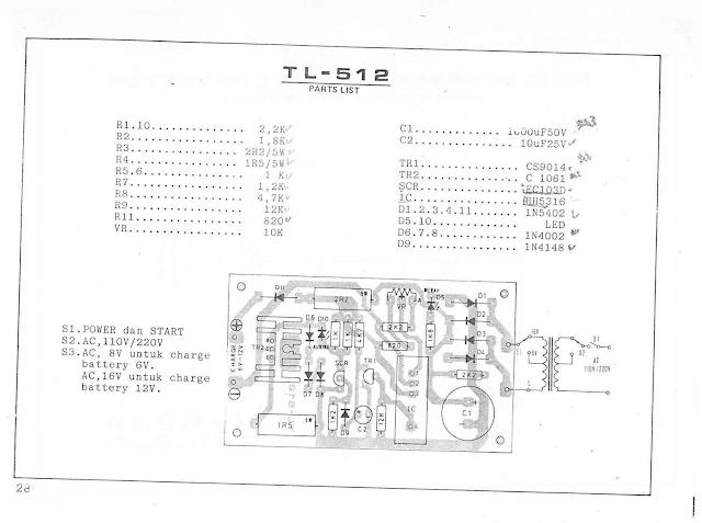 skema pengisi baterai otomatis