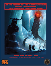 In the Prison of the Squid Sorcerer - PDF