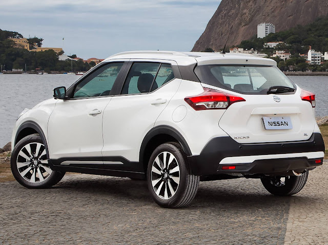 nissan kicks 2017 fotos pre os e especifica es oficiais car blog br. Black Bedroom Furniture Sets. Home Design Ideas