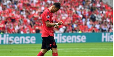 Euro 2016 - victoire étriquée de la Suisse face à l'Albanie (1-0)